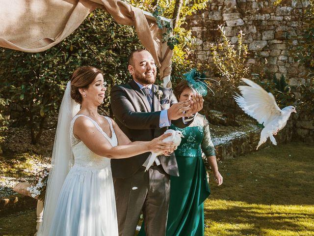 La boda de David y Melissa en Redondela, Pontevedra 28