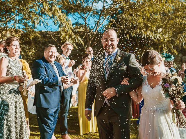 La boda de David y Melissa en Redondela, Pontevedra 29