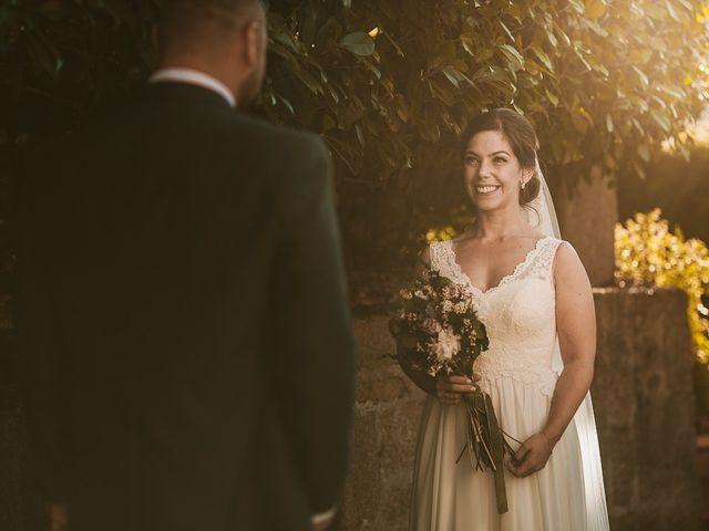 La boda de David y Melissa en Redondela, Pontevedra 30