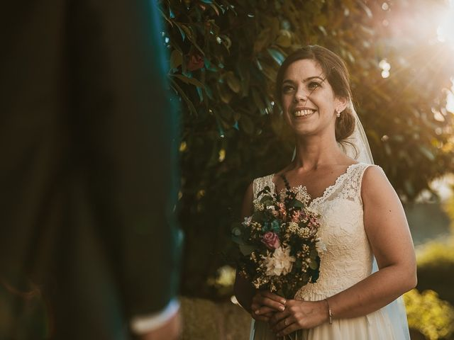 La boda de David y Melissa en Redondela, Pontevedra 31