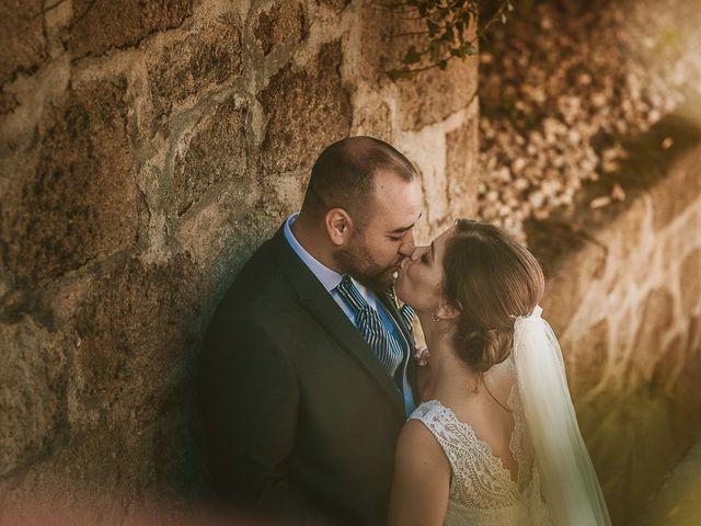 La boda de David y Melissa en Redondela, Pontevedra 32