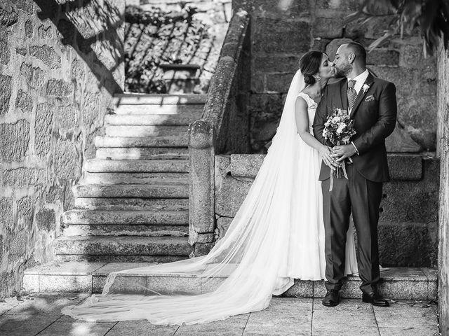 La boda de David y Melissa en Redondela, Pontevedra 34