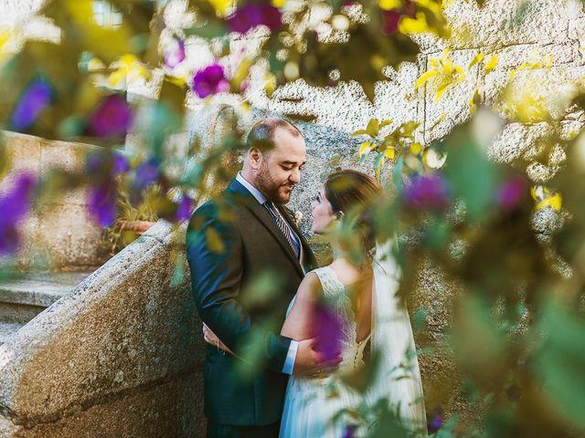 La boda de Melissa y David