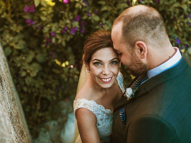 La boda de David y Melissa en Redondela, Pontevedra 35