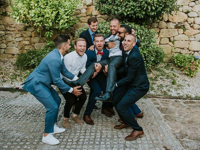 La boda de David y Melissa en Redondela, Pontevedra 39