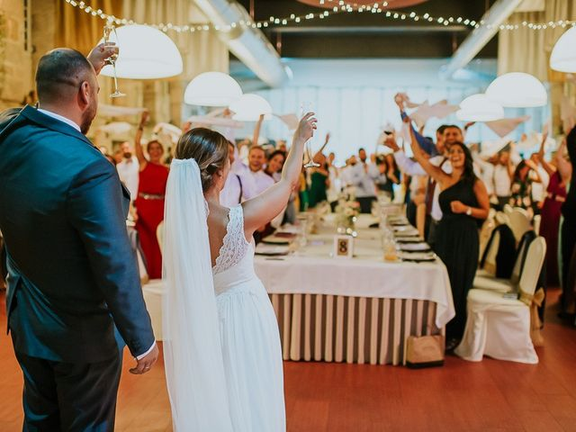 La boda de David y Melissa en Redondela, Pontevedra 40
