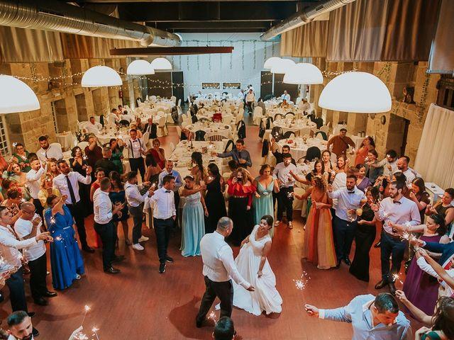 La boda de David y Melissa en Redondela, Pontevedra 43