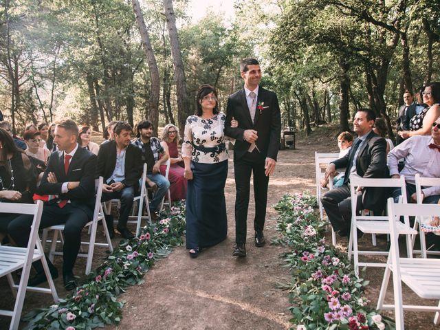 La boda de Paco y Laura en Muntanyola, Barcelona 10