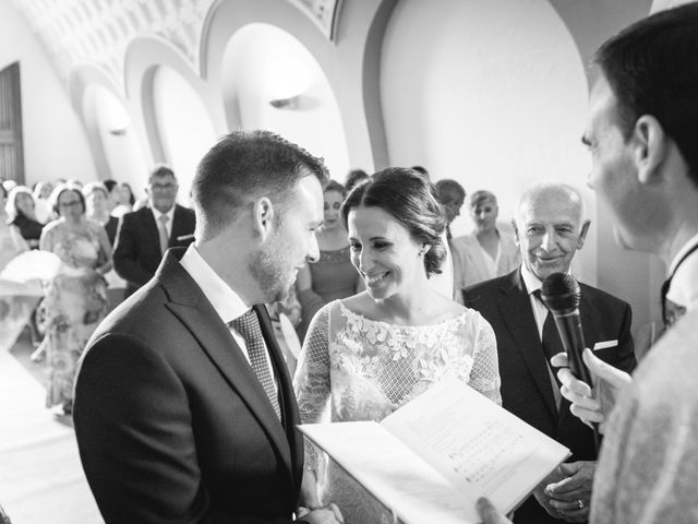 La boda de Alberto y María en Moraleja, Cáceres 3