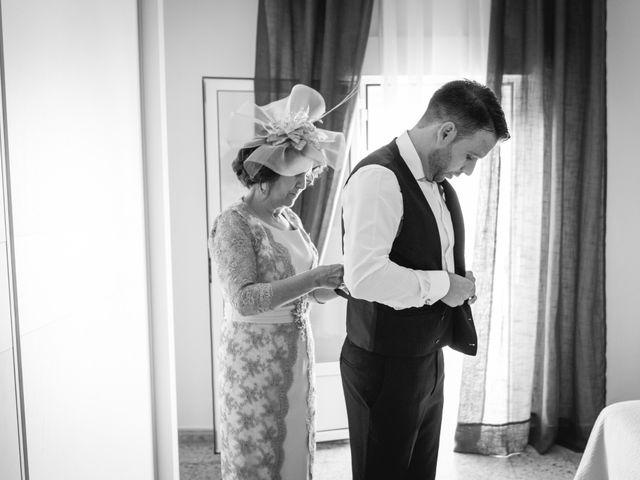 La boda de Alberto y María en Moraleja, Cáceres 4