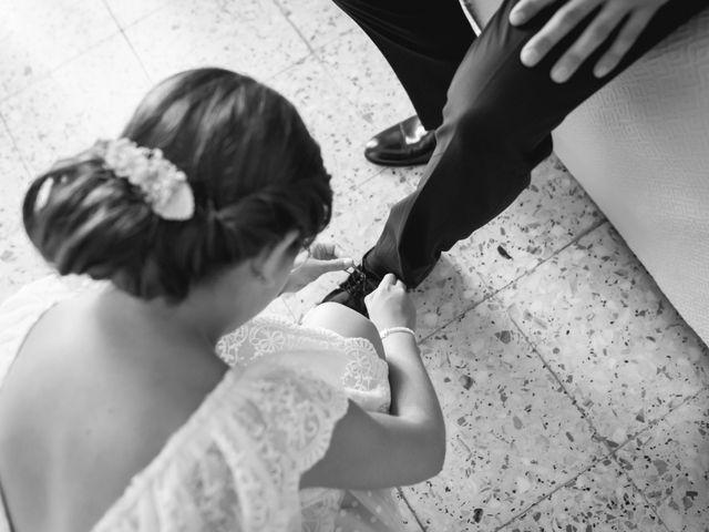 La boda de Alberto y María en Moraleja, Cáceres 7
