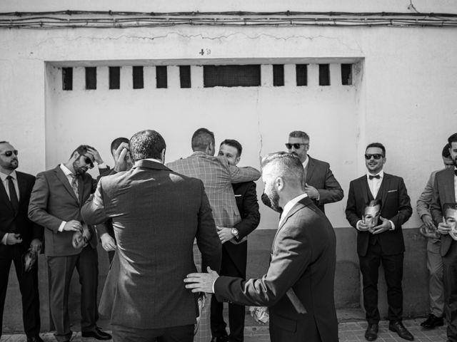 La boda de Alberto y María en Moraleja, Cáceres 11