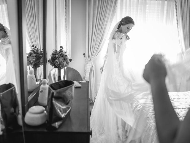 La boda de Alberto y María en Moraleja, Cáceres 28