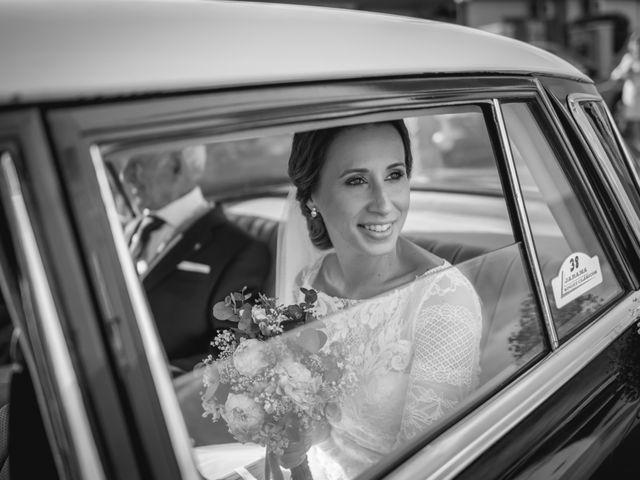 La boda de Alberto y María en Moraleja, Cáceres 1