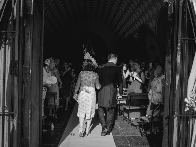 La boda de Alberto y María en Moraleja, Cáceres 38