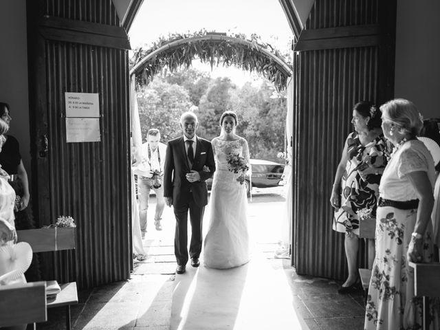 La boda de Alberto y María en Moraleja, Cáceres 42