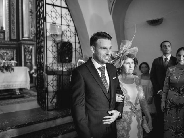 La boda de Alberto y María en Moraleja, Cáceres 43