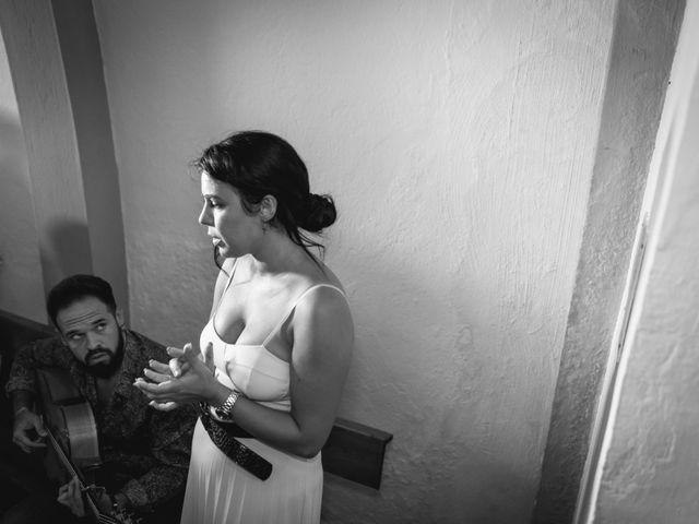 La boda de Alberto y María en Moraleja, Cáceres 44