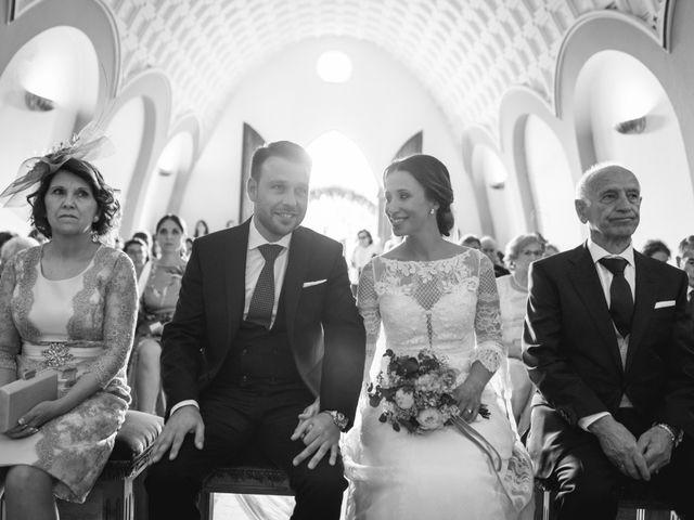 La boda de Alberto y María en Moraleja, Cáceres 46