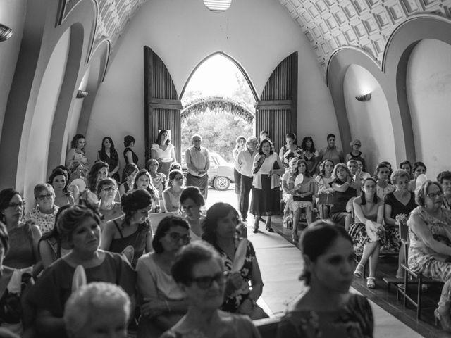 La boda de Alberto y María en Moraleja, Cáceres 49