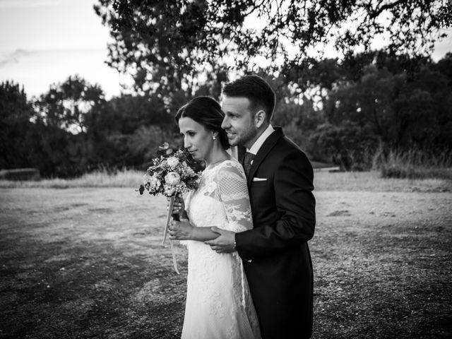 La boda de Alberto y María en Moraleja, Cáceres 72