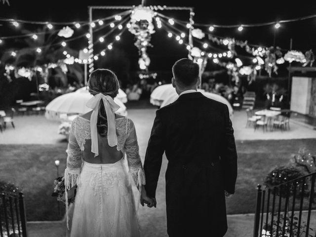La boda de Alberto y María en Moraleja, Cáceres 85