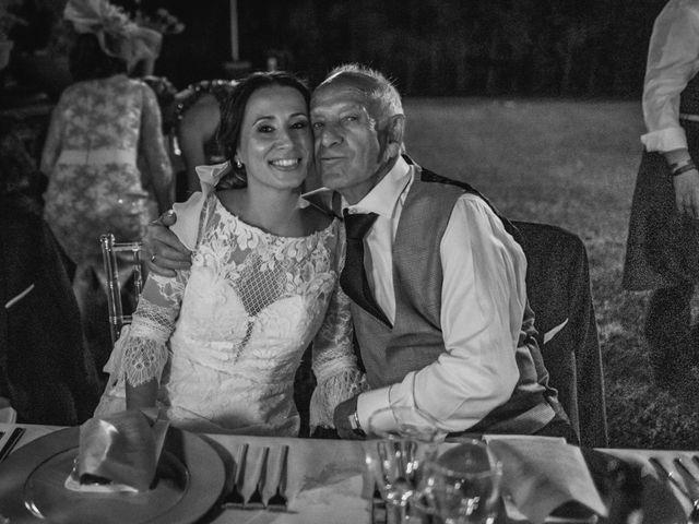 La boda de Alberto y María en Moraleja, Cáceres 89