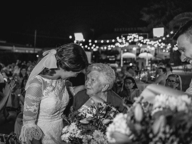 La boda de Alberto y María en Moraleja, Cáceres 90