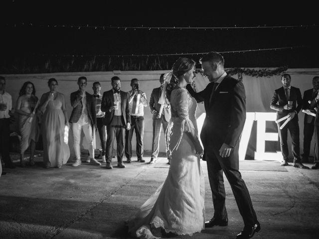 La boda de Alberto y María en Moraleja, Cáceres 96
