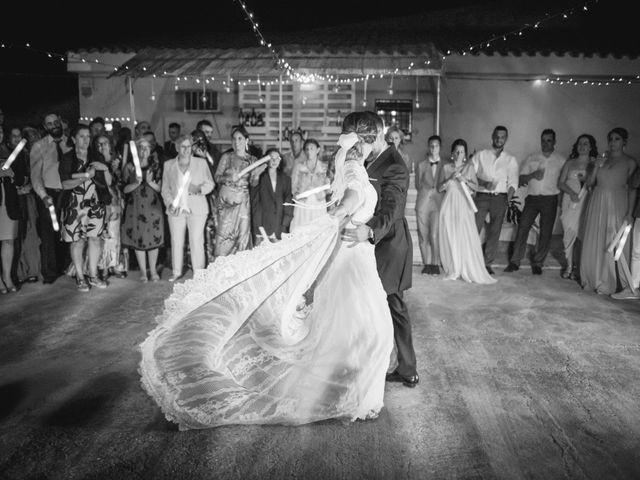 La boda de Alberto y María en Moraleja, Cáceres 97