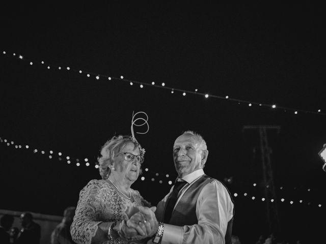 La boda de Alberto y María en Moraleja, Cáceres 105