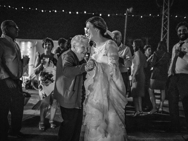 La boda de Alberto y María en Moraleja, Cáceres 106