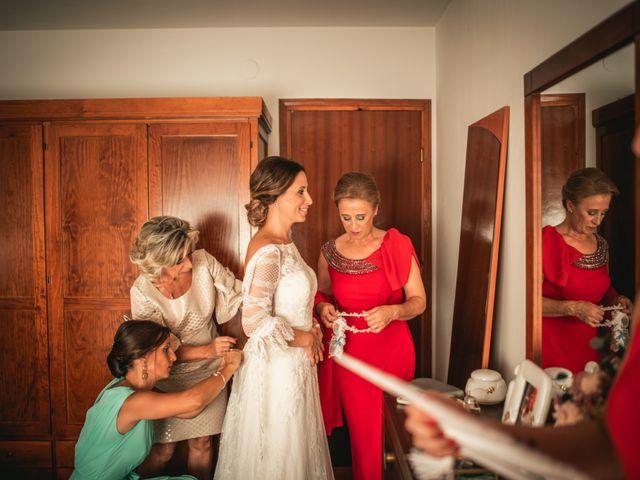 La boda de Alberto y María en Moraleja, Cáceres 24