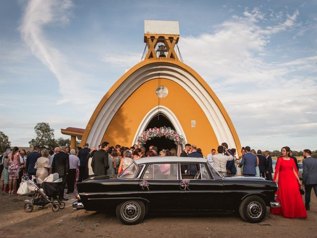 La boda de Alberto y María en Moraleja, Cáceres 53