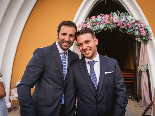 La boda de Alberto y María en Moraleja, Cáceres 55