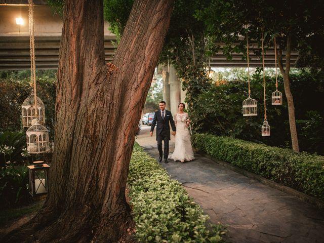 La boda de Alberto y María en Moraleja, Cáceres 77