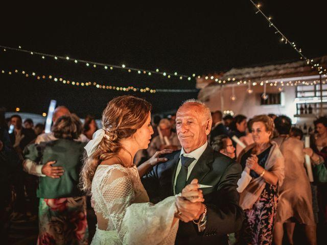 La boda de Alberto y María en Moraleja, Cáceres 102