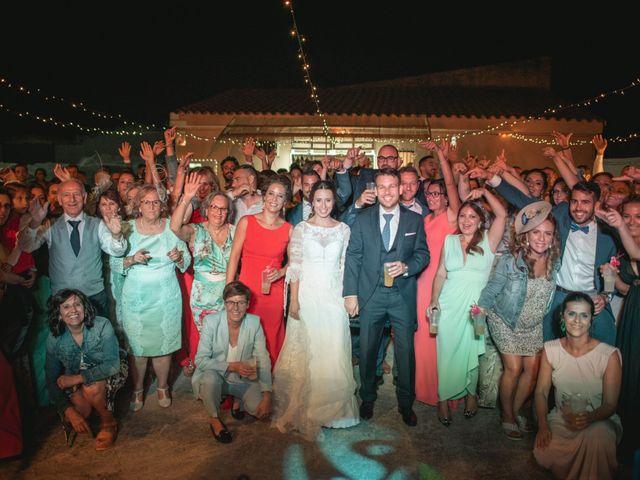 La boda de Alberto y María en Moraleja, Cáceres 104