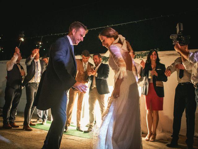 La boda de Alberto y María en Moraleja, Cáceres 110
