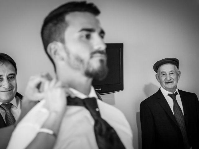 La boda de Fran y Iria en Laias, Orense 1