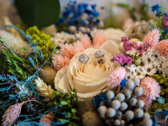 La boda de Fran y Iria en Laias, Orense 2