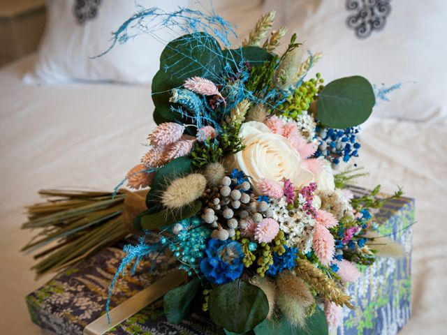 La boda de Fran y Iria en Laias, Orense 7