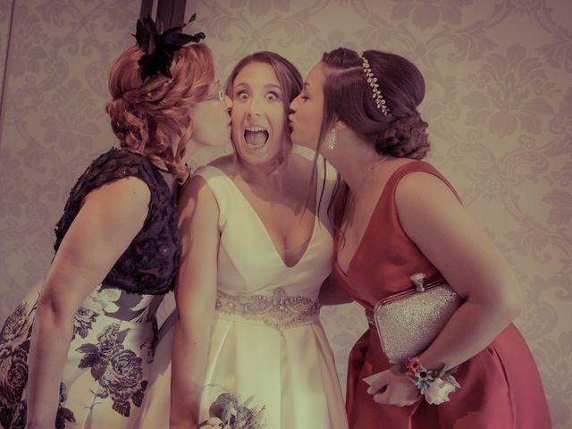 La boda de Fran y Iria en Laias, Orense 9