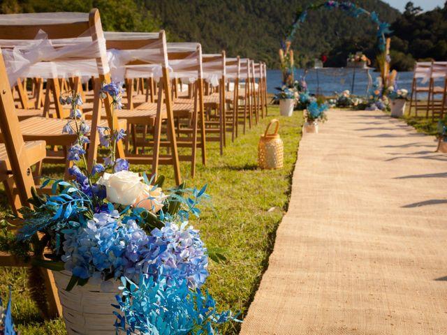 La boda de Fran y Iria en Laias, Orense 10
