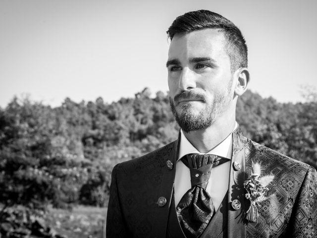 La boda de Fran y Iria en Laias, Orense 14