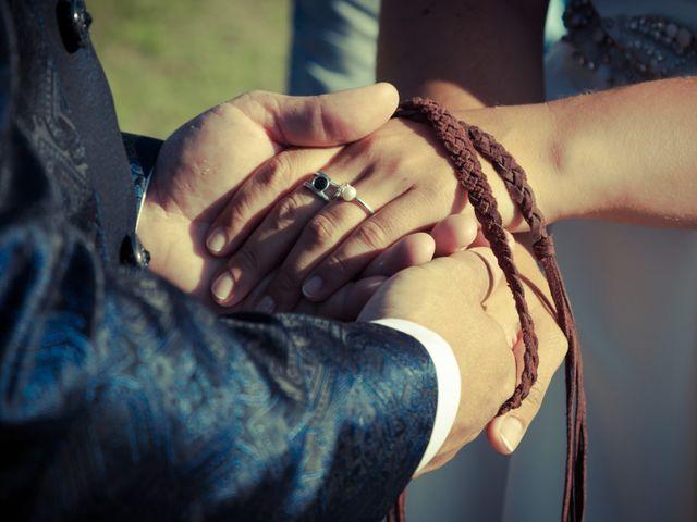 La boda de Fran y Iria en Laias, Orense 16