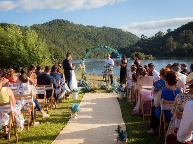La boda de Fran y Iria en Laias, Orense 18