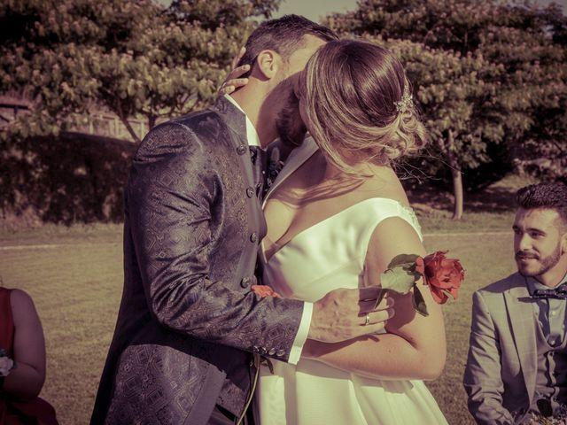 La boda de Fran y Iria en Laias, Orense 19