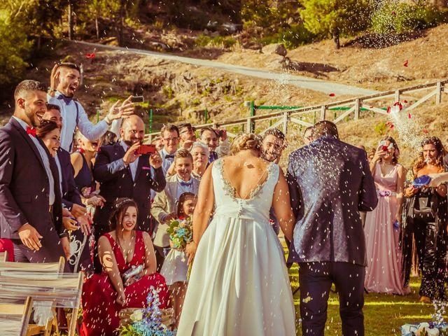 La boda de Fran y Iria en Laias, Orense 21
