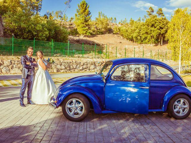La boda de Fran y Iria en Laias, Orense 23